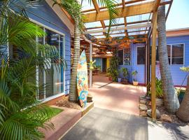 Ozzie Pozzie Backpackers - Port Macquarie YHA, accommodation in Port Macquarie