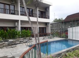 Akarsa Kokoro, hotel with pools in Sanur
