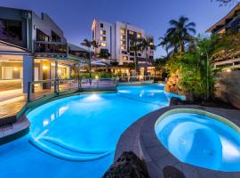 View Brisbane (formerly Brisbane Riverview), hotel in Brisbane