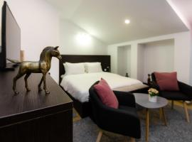 VovaDoma, hotel near Saint George's Armenian Cathedral, Tbilisi City