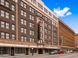Best Western Premier Historic Travelers Hotel Alamo/Riverwalk – hotel w mieście San Antonio