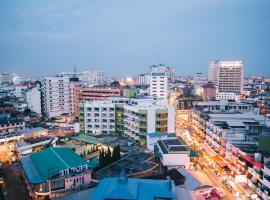 Marine Plaza Hotel Pattaya, hotel in Pattaya South