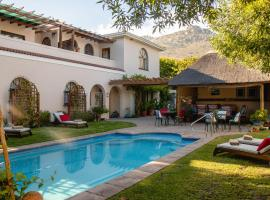 A Tuscan Villa Guest House, hotel in Fish Hoek