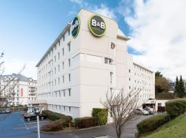 B&B Hôtel Paris Roissy CDG Aéroport, hotel in Roissy-en-France