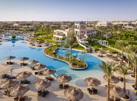 Coral Sea Holiday Resort and Aqua Park, hotel in Sharm El Sheikh