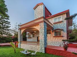 SaffronStays Dulwich Cottage, family hotel in Panchgani