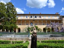 Certosa di Pontignano Residenza d'Epoca, hotell i Ponte A Bozzone
