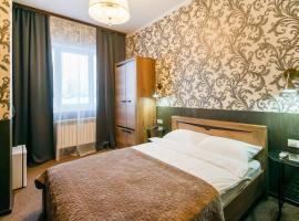 Luna Hotel, hotel in Kemerovo
