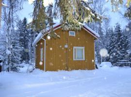 Villa Seven, loma-asunto Rovaniemellä