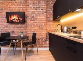 Hilltop Apartments - City Centre, apartment in Tallinn