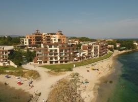 Akrotiria Beach Apart Complex, apartment in Nesebar