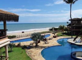 Best Beach Front Apartments Dream Village Cumbuco, 1 Penthouse Duplex and 1 Ground Floor Apartment, apartment in Cumbuco
