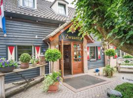 Herberg Restaurant 't Zwaantje, hotel near Holland Casino Nijmegen, Mook