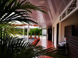 Hotel Amaranto, hotel in San Ramón