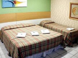 Raio de Sol Praia Hotel, hotel near Fortaleza Central Market, Fortaleza