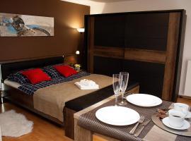 Apartmán se zahrádkou v krásné čtvrti Berouna, hotel in Beroun