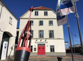Seemannsheim Hostel Flensburg, hostel in Flensburg