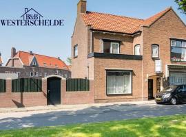 Westerschelde B&B, pet-friendly hotel in Vlissingen