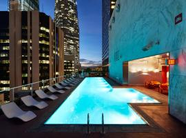 The Standard, Downtown LA, hotel in Downtown Los Angeles, Los Angeles