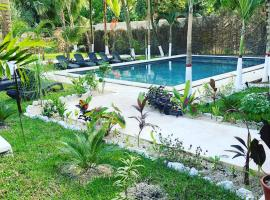 Tierra Maya Hotel Spa & Sanctuary, hotel in Bacalar