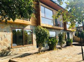 Hotel Mar & Vino, hotel in Pichilemu