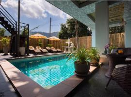 Samui Star Guesthouse, guest house in Chaweng