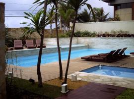 Mandai Flat Jean, hotel with pools in Cabo Frio