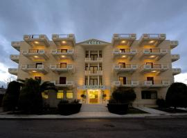 Olympion, hotel near Goulandris Natural History Museum, Athens
