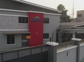 Urban Metro Inn, отель в Лагосе