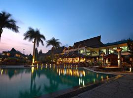Puteri Gunung Hotel, hotel in Lembang