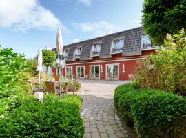 Hotel am Schlosspark garni, Hotel in Husum