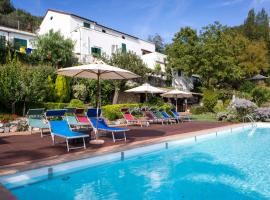 Agriturismo Villa Lupara, hotel with pools in Salerno