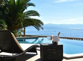 Villa Baronessa, hotel with pools in Lovran