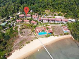 The Beach Condo, apartment in Ko Chang