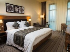 Best Western Premier Sofia Airport Hotel, hotel en Sofía