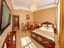 Hotel Golden Palace, hotel near Vitebsky Train Station, Saint Petersburg