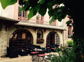 La Truffe Noire, hotel in Brive-la-Gaillarde