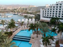 Isrotel King Solomon Hotel, luxury hotel in Eilat