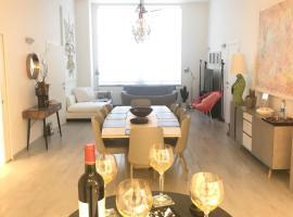 Les lofts de Styliste, appart'hôtel à Bruxelles
