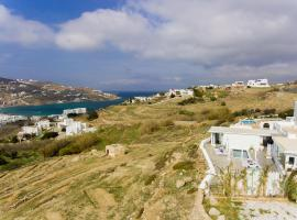 Anixi Lounge Suites - Adults Only, hotel near Mykonos Old Port, Ornos