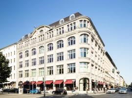 Orania.Berlin, hotel in Berlijn