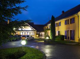 Comfort Hotel Etampes、エタンプのホテル