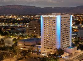 DoubleTree by Hilton Downtown Albuquerque, hotel near Albuquerque International Sunport Airport - ABQ, Albuquerque