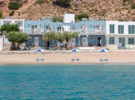 Kozas Superior Apartments, hotel in Archangelos