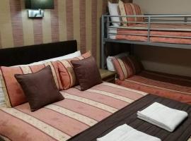 The Trafford Hotel, hotel in Blackpool