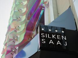 Silken Saaj Las Palmas, hotel i Las Palmas de Gran Canaria