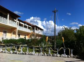 Eleni Apartments, resort in Arillas