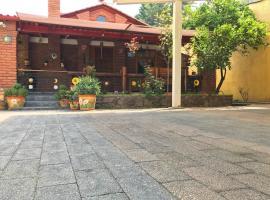 Cabaña Quetzaly, hotel que admite mascotas en San Juan Teotihuacán
