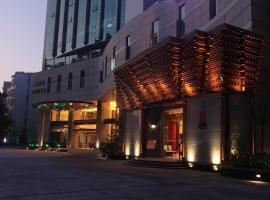 Viesnīca Fortune Century Hotel pilsētā Džuhai