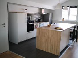 Appartement lumineux de 80 m2, apartment in Hendaye